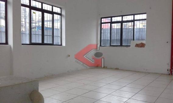 Galpão Para Alugar, 1500 M² Por R$ 15.000,00/mês - Vila Alice - Diadema/sp - Ga0135