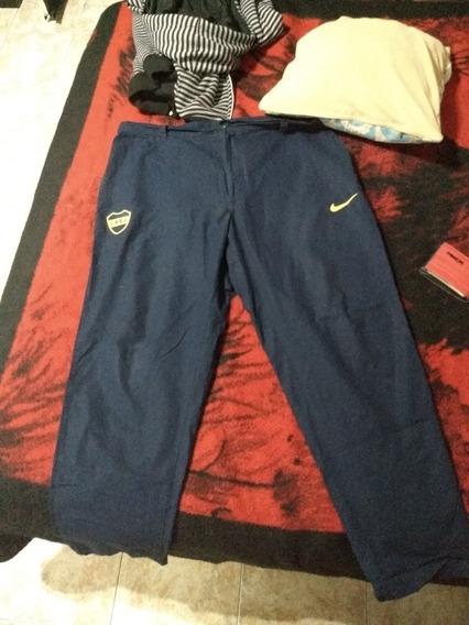 Pantalon Boca Juniors De Salida Xxl 2006 2007 adidas