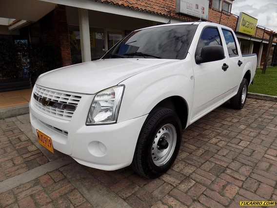 Chevrolet Luv D-max 3.0 4x2 Mt Aa
