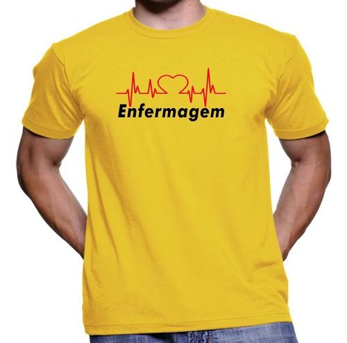 Imagem 1 de 1 de Camisa Camiseta Tecnico Enfermagem Adquire Já Antes Que Acab