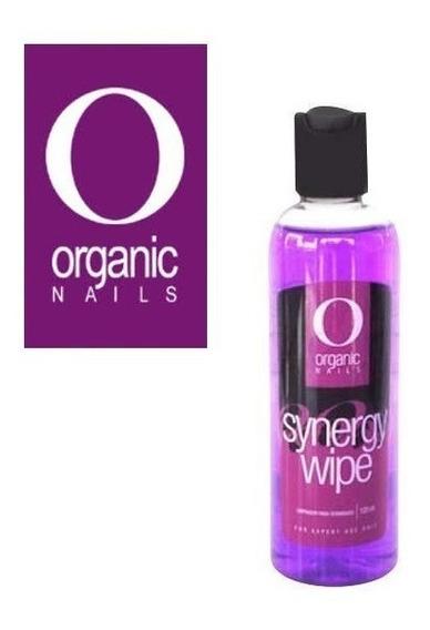 Synergy Wipe 120ml Organic Nails