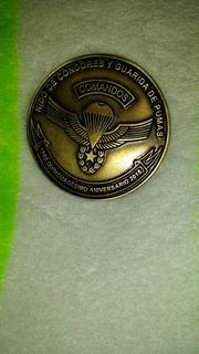 Monedas Escuela De Paracaidista Y Fuerza Especiales