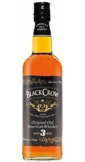 Whiskey Black Crow American Style 3 Años Oferta E. Gratis