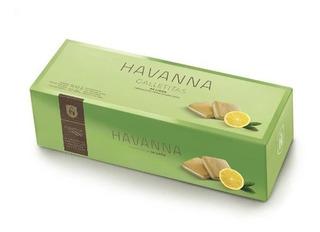Galletitas Havanna De Limón Caja X12 Unidades