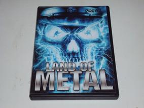 Dvd Land Of Metal - Dvd Duplo Original
