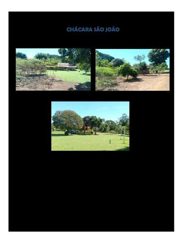 Imagem 1 de 1 de Chácara Em Cristais Paulista - Sp - Ch0008_rncr