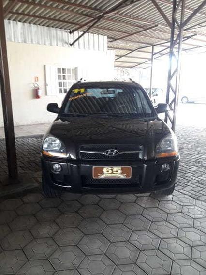 Hyundai Tucson Gl 4x2-mt 2.0 16v Gas. (imp.) 4p 2011
