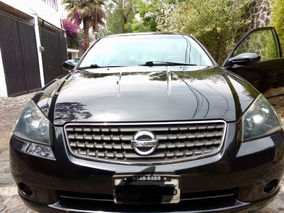Nissam Altima 3.5 Se At V6 Piel Qc Cd Xenon Cvt