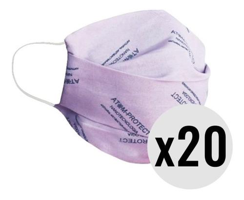 Atom-protect Tapaboca Conicet Original X 20