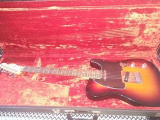 Fender Telecaster American Standard 2002 Inmaculada