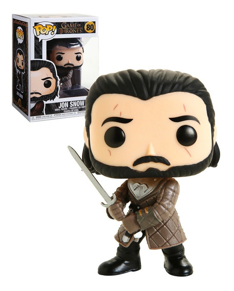 Funko Pop! Movie: Game Of Thrones - Jon Snow #80