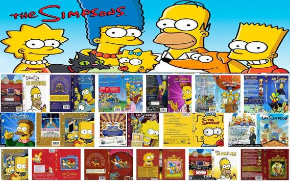 Simpson Clasicos Los Simpson Com Dvd Espanol Latino Omm Mercadolibre Com Mx
