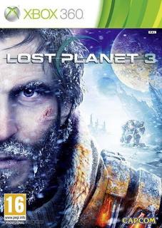 Lost Planet 3 Xbox 360 Envío Gratis Y Meses Sin Intereses!