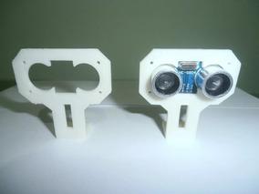2 Sensor Ultrassônico Hc-sr04 Arduino + 2 Suporte Grátis