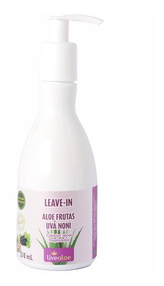 Leave-in Aloe Frutas Live Aloe Vera