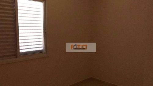 Apartamento Com 2 Dormitórios À Venda, 70 M² Por R$ 350.000 - Vila Planalto - São Bernardo Do Campo/sp - Ap5990