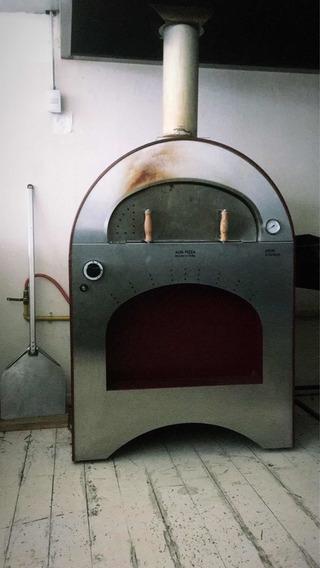Horno Italiano Marca Alfa Pizza A Gas