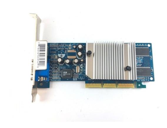 Placa De Video Geforce Mx4000 128 Mb Ddr Tv
