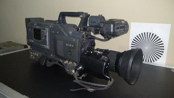 Câmera Filmadora Dvcam Dxc D30 Com Vt Dsr 1 Sony Mini Dv