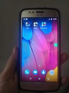 Celular Motorola G 5s ---seminovo---