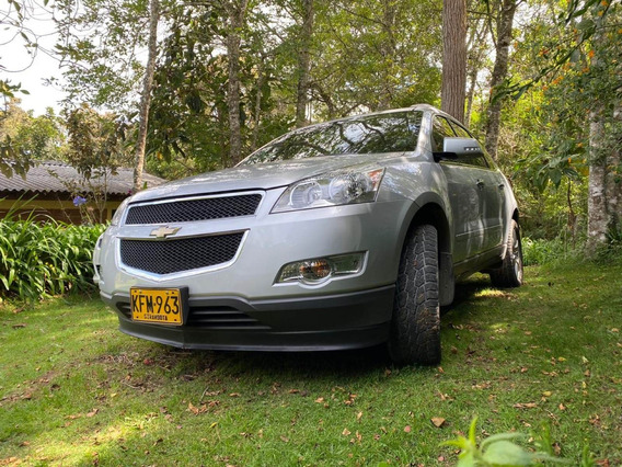 Chevrolet Traverse Full Equipo
