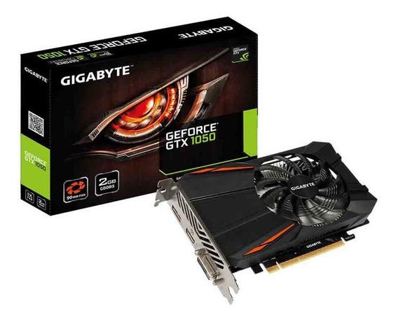 Placa De Video Gigabyte Gtx 1050 2gb Gddr5