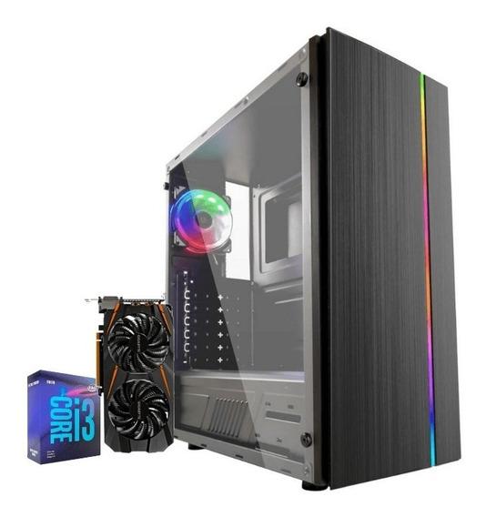 Pc Gamer I3 8100 Geforce Gtx 1060 6gb 8gb Ddr4 Hd 1tb