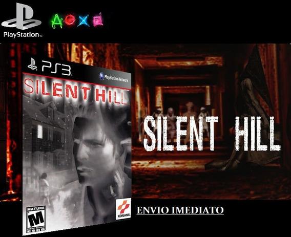 Silent Hill 1 (classico Ps1) Ps3 Midia Digital Envio Imediat