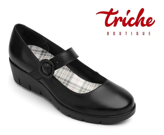 Calzado Escolar Dama Negro Flexi 32801 Choclo Juvenil