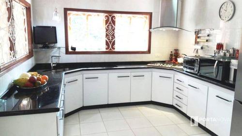 Casa Com 3 Dormitórios À Venda, 559 M² Por R$ 1.900.000,00 - Jardim Dos Ipês - Embu Das Artes/sp - Ca0165