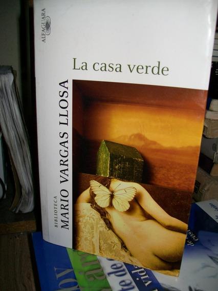 La Casa Verde Mario Vargas Llosa