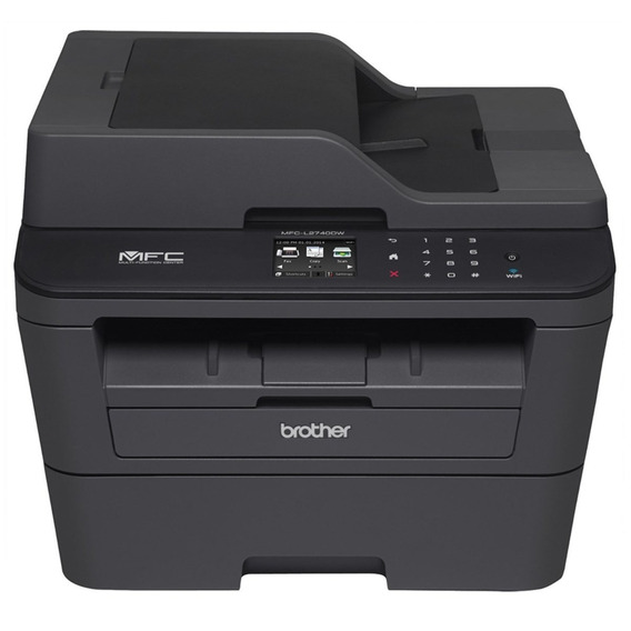 Impressora Multifuncional Brother Mfc-l2740dw Wi-fi Lan Usb