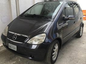 Mercedes-benz Classe A 1.9 Avantgarde 5p Cinza 2002