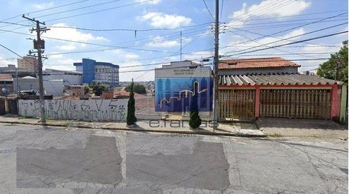 Imagem 1 de 5 de Terreno À Venda, 1600 M² Por R$ 7.500.000,00 - Vila Matilde - São Paulo/sp - Te0172