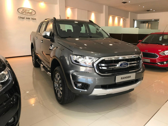 Ford Ranger Limited 3.2 At 4x4 200cv 0km 2020 Stock Físico