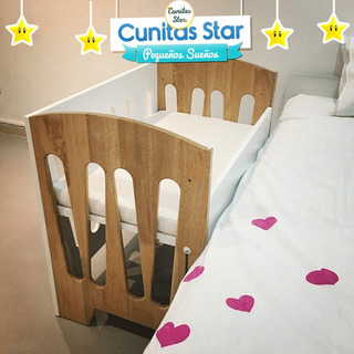 Moisés Tipo Colecho En Madera. M-03 | Cunitas Star