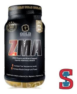 Zma Aumentador De Testosterona 60 Caps Gold Nutrition. Outlet