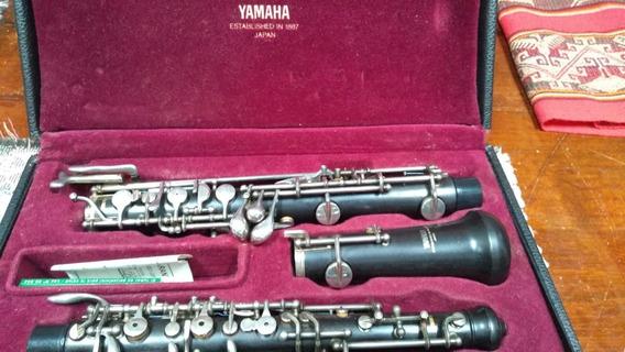 Oboe Yamaha Yob Modelo 421. Muy Buen Estado.
