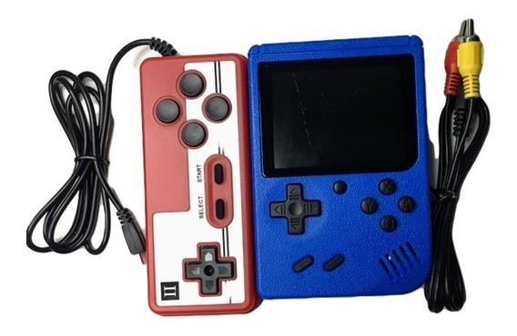 Mini Vídeo Game Sup 400em1 Com Controle Lcd 3.0 Ay-001a