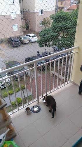 Imagem 1 de 14 de Apartamento Com 3 Dormitórios À Venda, 67 M² Por R$ 320.000,00 - Jardim Sul - São José Dos Campos/sp - Ap5670