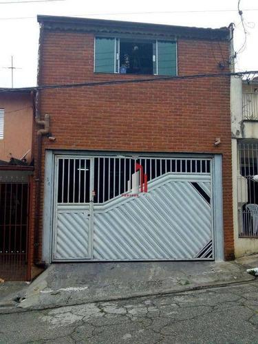 Imagem 1 de 25 de Sobrado À Venda, 120 M² Por R$ 540.000,00 - Vila Anadir - São Paulo/sp - So0317