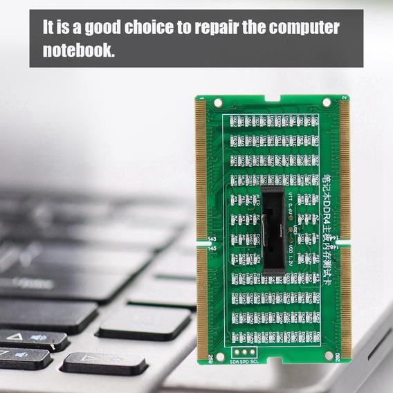 Ddr2 Ddr3 Ddr4 Laptop Analyzer Board So-dimm Ram Memory Slot