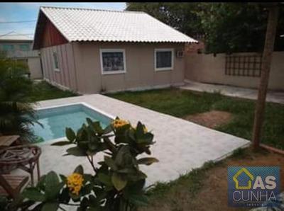 Casa Para Venda Em Araruama, Ponte Dos Leites, 3 Dormitórios, 1 Suíte, 1 Banheiro - 202