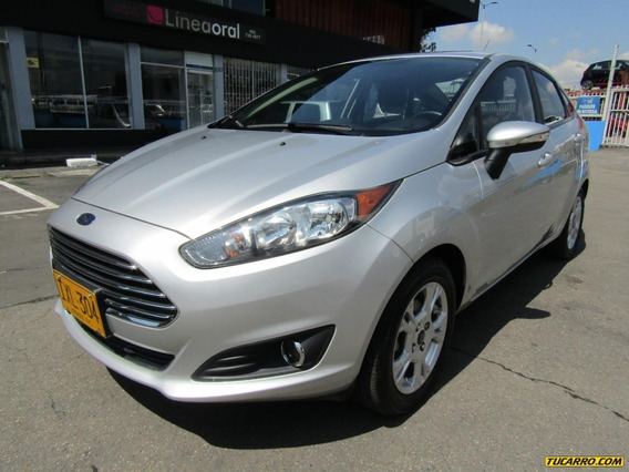 Ford Fiesta Se 1.6 Mt Aa 7ab Abs