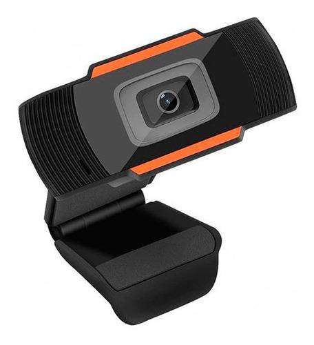 Imagen 1 de 10 de Webcam Camara Web Full Hd Microfono 1080p Pc Ausek Wl003