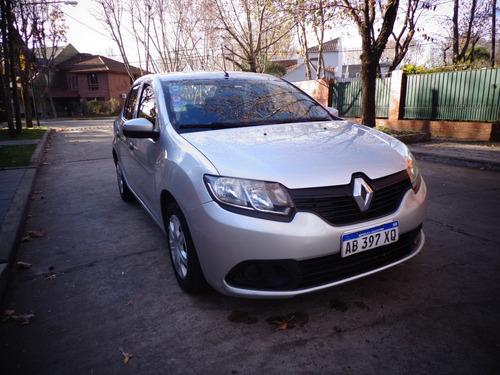 Imagen 1 de 14 de Renault Logan || Authentique Plus C/ Gnc