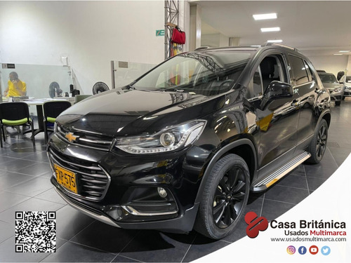 Chevrolet Tracker Ltz Automatico 4x4 Gasolina