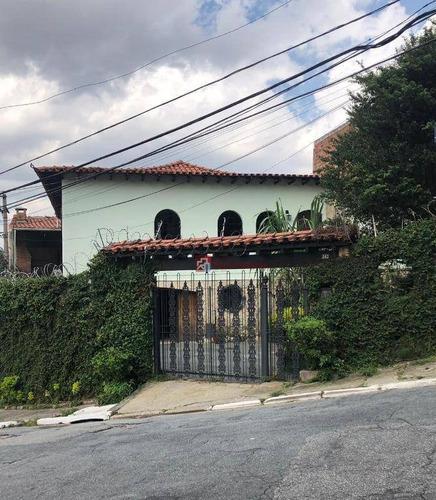 Imagem 1 de 17 de Casa Com 4 Dormitórios, Sala, Cozinha , 2 Vagas À Venda, 308 M² Por R$ 600.000 - Jardim Piratininga - São Paulo/sp - Ca0484