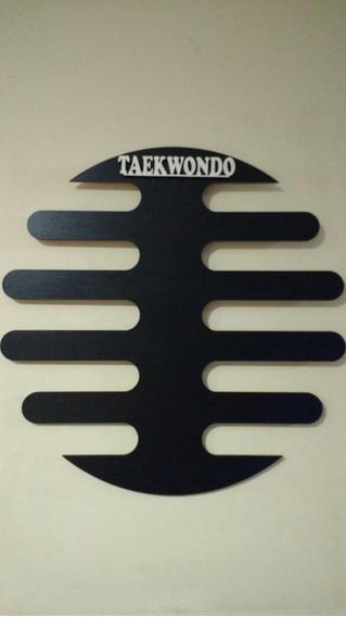 Medallero Taekwondo