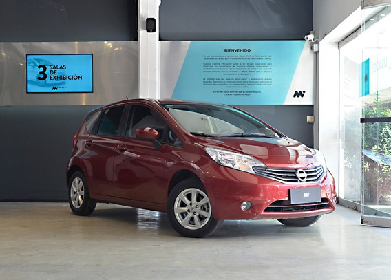 Nissan Note 1.6 Sense Pure Drive Mt 2019
